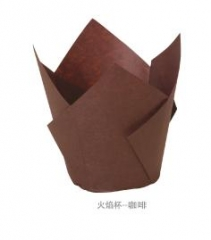 Tulip Baking Cups Paper Cupcake Cups Muffin Liners Paper Wrappers in 5 Colors